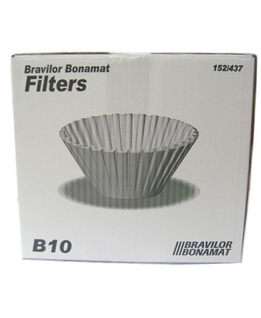 Bravilor Filterpaper conical B10