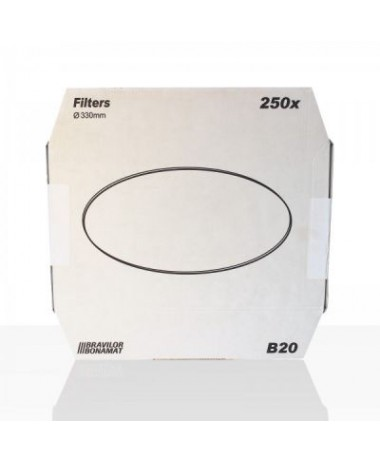 Bravilor rondfilter papier B20