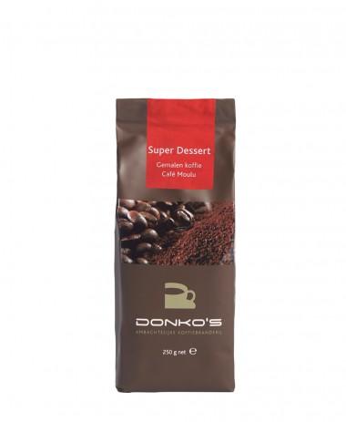 Donko's Super Dessert 250 gr. Gemalen