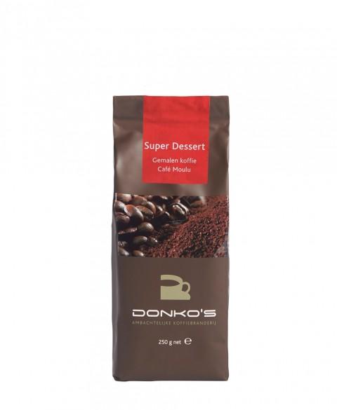 Donko's Super Dessert 250 g. Moulu