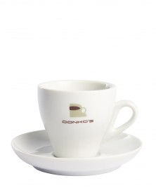 Cup and saucer Donko's Lungo
