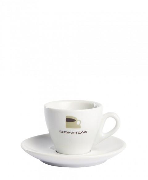 Tas en ondertas Donko's Espresso