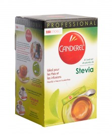 Canderel Stevia 250 sticks