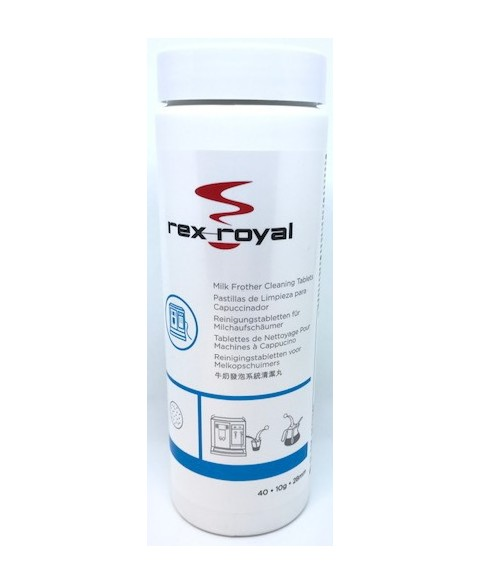 Rex-Royal Milk cleaning tablets