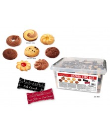 Biscotti Choc Box 320st/pc
