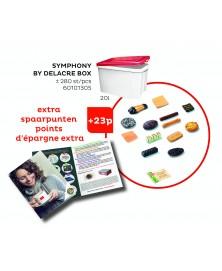 Elite Symphony by Delacre box 280pc