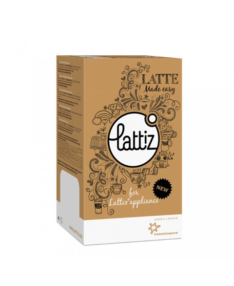 Lattiz 4 liter melk bag-in-box