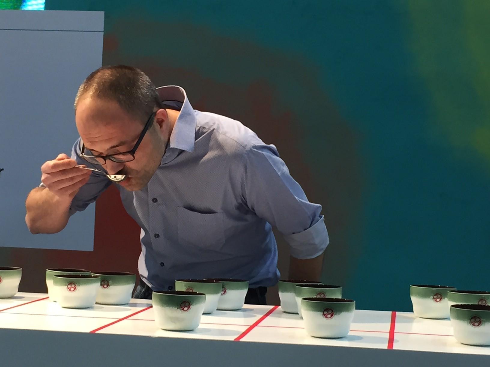 WereldKampioenschap CupTasting 2016 Shanghai
